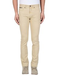 Boss Black Trousers Casual Trousers Men Beige