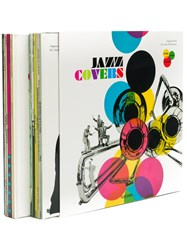 Taschen Jazz Covers Hardback Set Multicolour