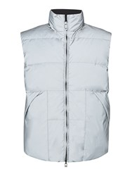Puffa Men's Lloyd Reversible Gilet Multi Coloured Multi Coloured