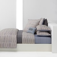 Hugo Boss Bluesong Taupe Duvet Cover Super King