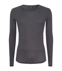 Hanro Thermal Tee Male Grey