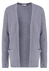 Selected Homme Shdbolton Cardigan Ombre Blue Blue Grey