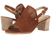 Stuart Weitzman Popular Saddle Suede Women's Dress Sandals Tan