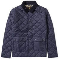 Barbour Anwoth Quilt Jacket Blue