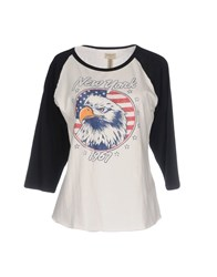 Denim And Supply Ralph Lauren T Shirts White