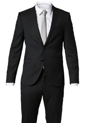 Esprit Collection Extra Slim Fit Suit Ash Grey Anthracite