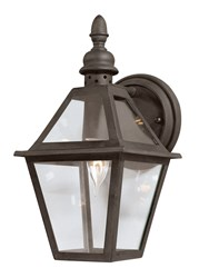 Troy Lighting Townsend 9620 Outdoor Wall Light Brown