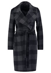 New Look Classic Coat Black
