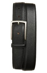 Allen Edmonds Men's Decatur Avenue Pebbled Leather Belt