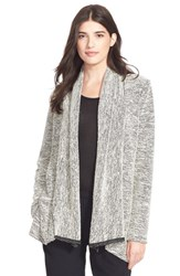Women's Soft Joie 'Itotia' Drape Front French Terry Cardigan