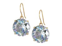 Kate Spade Shine On French Wire Drop Earrings Champagne Ab