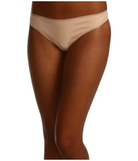 Ongossamer Cabana Cotton Hip G Thong 1412 Champagne Women's Underwear Gold