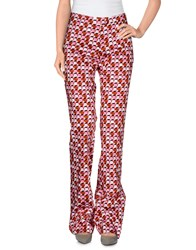 Maesta Trousers Casual Trousers Women Light Pink