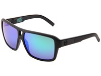 Dragon Alliance The Jam H20 Floatable Shawn Watson H2o Green Ion Plastic Frame Sport Sunglasses Black