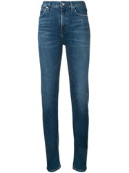 Citizens Of Humanity Glory Skinny Jeans Blue