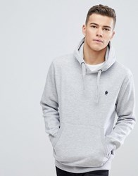 French Connection Overhead Hoodie Grey