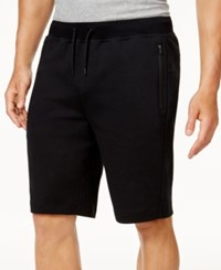 Ideology Id Men's Sweat Shorts Only At Macy's Deep Black
