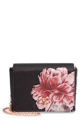 Ted Baker London Tranquility Print Evening Bag Black