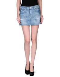 G Star G Star Raw Denim Denim Skirts Women