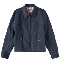 Thom Browne Mackintosh Harrington Jacket Black
