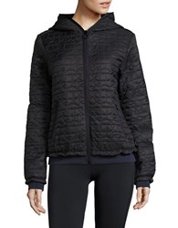 Bench Quilted Jacket Black