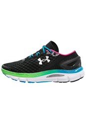 Under Armour Speedform Gemini 2 Cushioned Running Shoes Noir Blanc Bleu Black