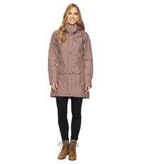 Adidas Climaproof Insulated Parka Tech Earth Women's Coat Brown