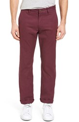 Bonobos Men's Straight Fit Washed Chinos Congos