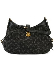 Louis Vuitton Vintage Monogram Tote Black