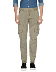 Yes Zee By Essenza Casual Pants Military Green