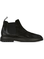 Marsell Marsell Slip On Ankle Boots Black