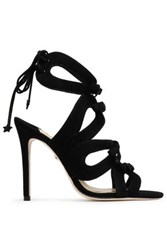 Isa Tapia High Heel Black