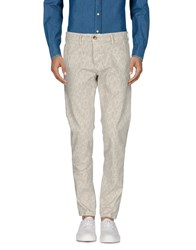 Squad Squad2 Trousers Casual Trousers Ivory