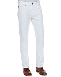 Ag Jeans Matchbox White Denim
