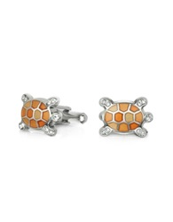 Forzieri Fashion Garden Turtle Cufflinks
