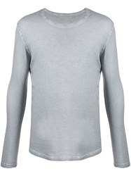 Majestic Filatures Long Sleeved Cotton T Shirt 60