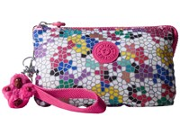 Kipling Creativity Xl Pouch Spell Binder Clutch Handbags Multi