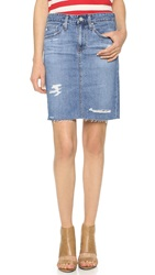 Ag Jeans The Erin Pencil Skirt 16 Year Ascension