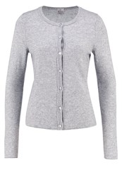 Ftc Cardigan Opal Grey Light Grey