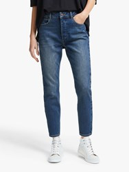 And Or Catalina Vintage High Rise Jeans Blue Amour