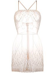 Gilda And Pearl Embroidered Camisole 60
