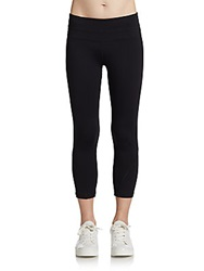 Miraclesuit Performance Tummy Control Cropped Leggings Black