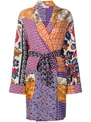 Pierre Louis Mascia Patchwork Print Shirt Multicolour