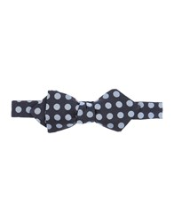 Brian Dales Accessories Bow Ties Men Dark Blue