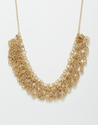Coast Sparkle Chain Necklace Gold