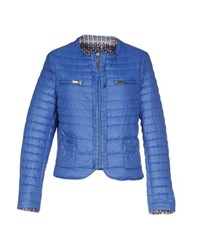 Massimo Rebecchi Coats And Jackets Jackets Women Blue