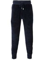 Blood Brother Vulcan Joggers Blue