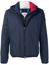 Invicta Layered Padded Jacket Blue