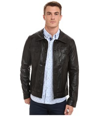 7 Diamonds Desperado Jacket Black Men's Coat