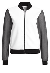 Dimensione Danza Tracksuit Top White Black